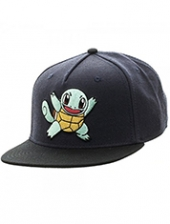 Gorro Pokemon Squirtle Color Block Snapback