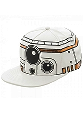 Gorro Star Wars Episode VII BB-8 Big Face Snapback