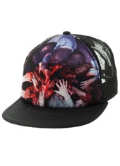 Gorro Walking Dead Sublimation Trucker Cap