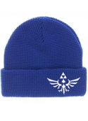 Gorro Nintendo The Legend Of Zelda Blue Cuff Beanie