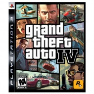 Grand Theft Auto IV GTA IV PS3