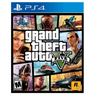 Grand Theft Auto V GTA V PS4