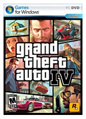 Grand Theft Auto IV GTA IV PC