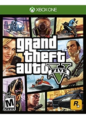 Grand Theft Auto V GTA V Xbox One