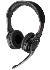 Audífonos Deep Bass GXT 10 Gaming Headset Trust