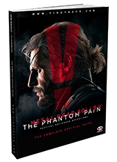 Libro Guia Oficial Metal Gear Solid The Phantom Pain