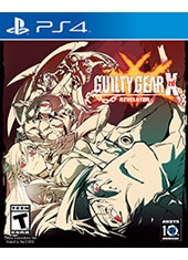 Guilty Gear XRD Revelator PS4
