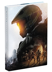 Libro Guia Oficial Halo 5 Guardians Collectors Edition