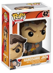Figura POP! Borderlands Handsome Jack