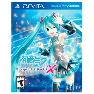 Hatsune Miku Project DIVA X PS Vita