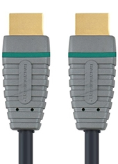 Cable HDMI a HDMI 2 mts BVL1002 Bandridge