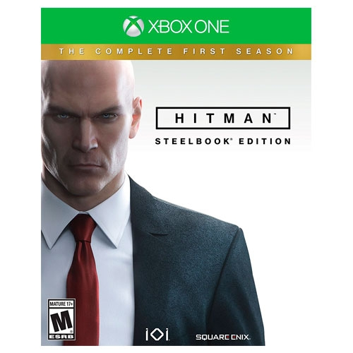 Hitman The Complete First Season SteelBook Edition Xbox One