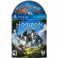 Horizon Zero Dawn PS4 sobre OEM
