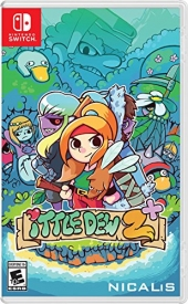 Ittle, Dew, 2+, Nintendo Switch, Switch,