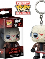 Llavero Pocket POP! Jason Voorhees