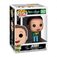 Funko POP! Rick And Morty Jerry