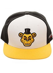 Jockey Five Nights At Freddys Golden Freddy Snapback