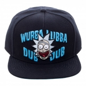 Jockey Rick And Morty Wubba Lubba Dub Dub