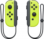 joycon, joy con,joy-con,nintendo,switch, neon yellow, neon amarillo, neon, yellow, joycons, joy-cons,