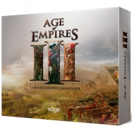 Juego De Mesa Age Of The Empires III Base