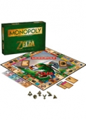 Juego de Mesa Monopoly The Legend of Zelda