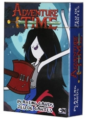 Juego de Naipes Adventure Time Marceline