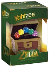 Juego The Legend of Zelda Yahtzee