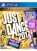 Just Dance 2017 Gold Edition PS4