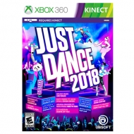 Just Dance 2018 Xbox 360 Microplay