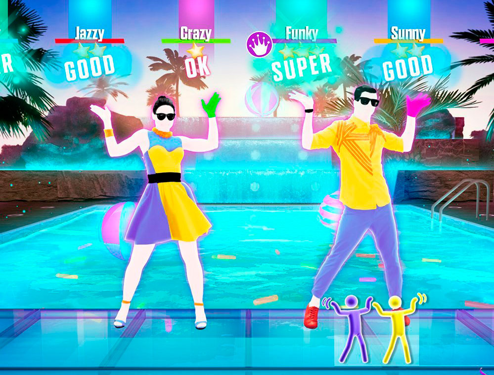 Just Dance 2019 Switch Microplay