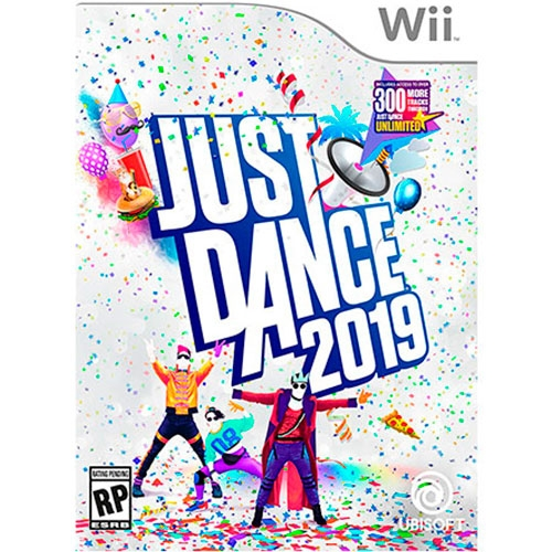 Just Dance 2019 Wii Microplay