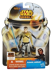Figura Star Wars Saga Legends Kanan