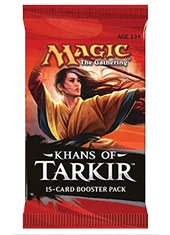 Magic The Gathering Khans of Tarkir Español
