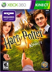 Kinect Harry Potter Xbox 360