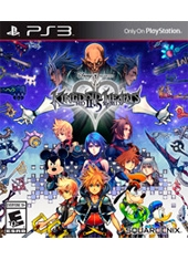Kingdom Hearts 2.5 ReMIX Standard Edition PS3