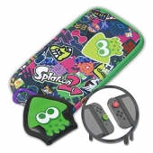 Kit Accesorios Switch Splatoon 2 Splat Pack Hori