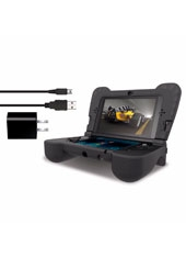 Kit Power Play New 3DS XL Negro DreamGear