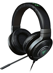 Audífonos Kraken 7.1 Chroma Sound Gaming Razer