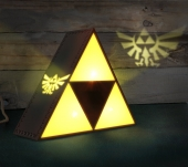 Lámpara, The, Legend, Of, Zelda, Triforce, Hyrule, Link, Nintendo, Lamp, Paladone,