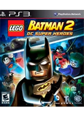 Lego Batman 2 DC Super Heroes PS3