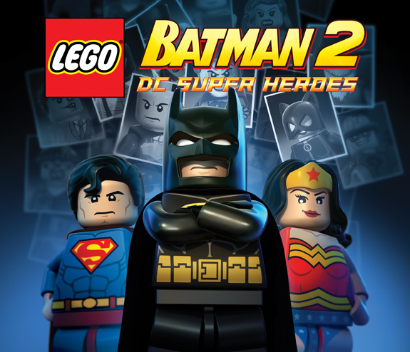 Lego Batman 2 Dc Super Heroes Xbox 360 Microplay