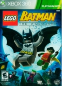 Lego Batman Platinum Hits Xbox 360