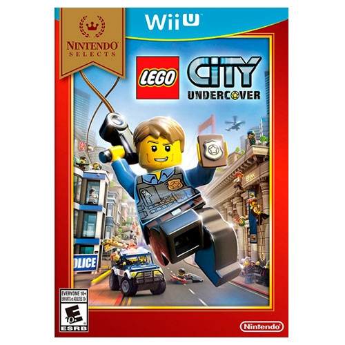 Lego City Undercover Nintendo Selects Wii U