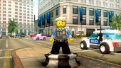 Lego, City, Undercover, Chase McCain, rex fury, PS4, playstation4, playstation 4, play station 4, play4, play 4, ps 4