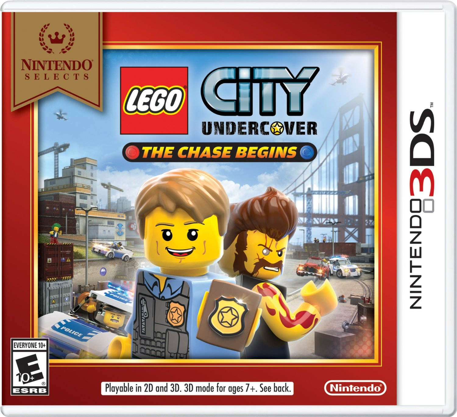 Lego city undercover ds
