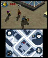 Lego City Undercover The Chase Begins Nintendo Selects 3DS