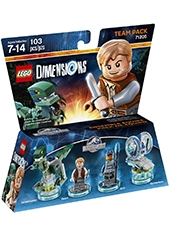 Figura LEGO Dimensions Jurassic World Team Pack