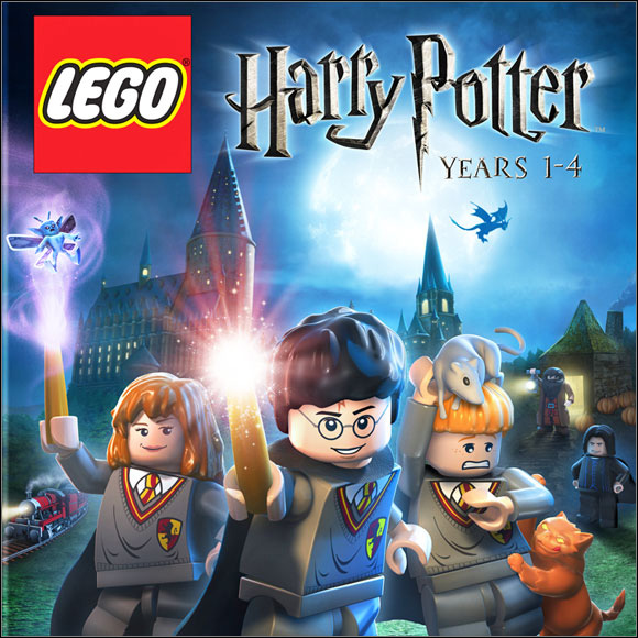 Lego Harry Potter Collection Ps4 Microplay