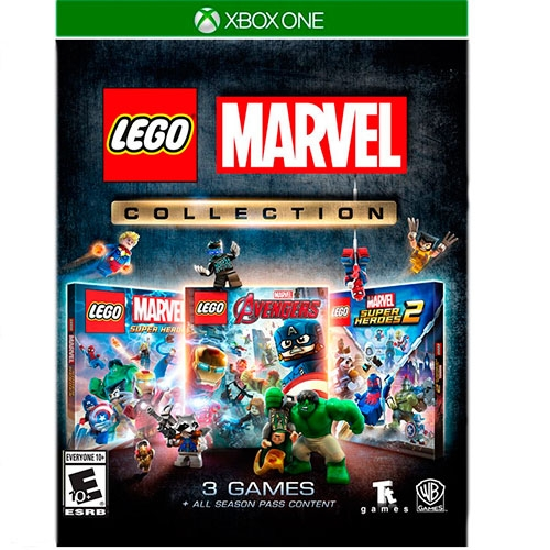 The Lego Marvel Collection Xbox One