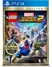 LEGO Marvel Super Heroes 2 Deluxe Edtion PS4